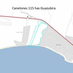 Canelones Guazuvirá